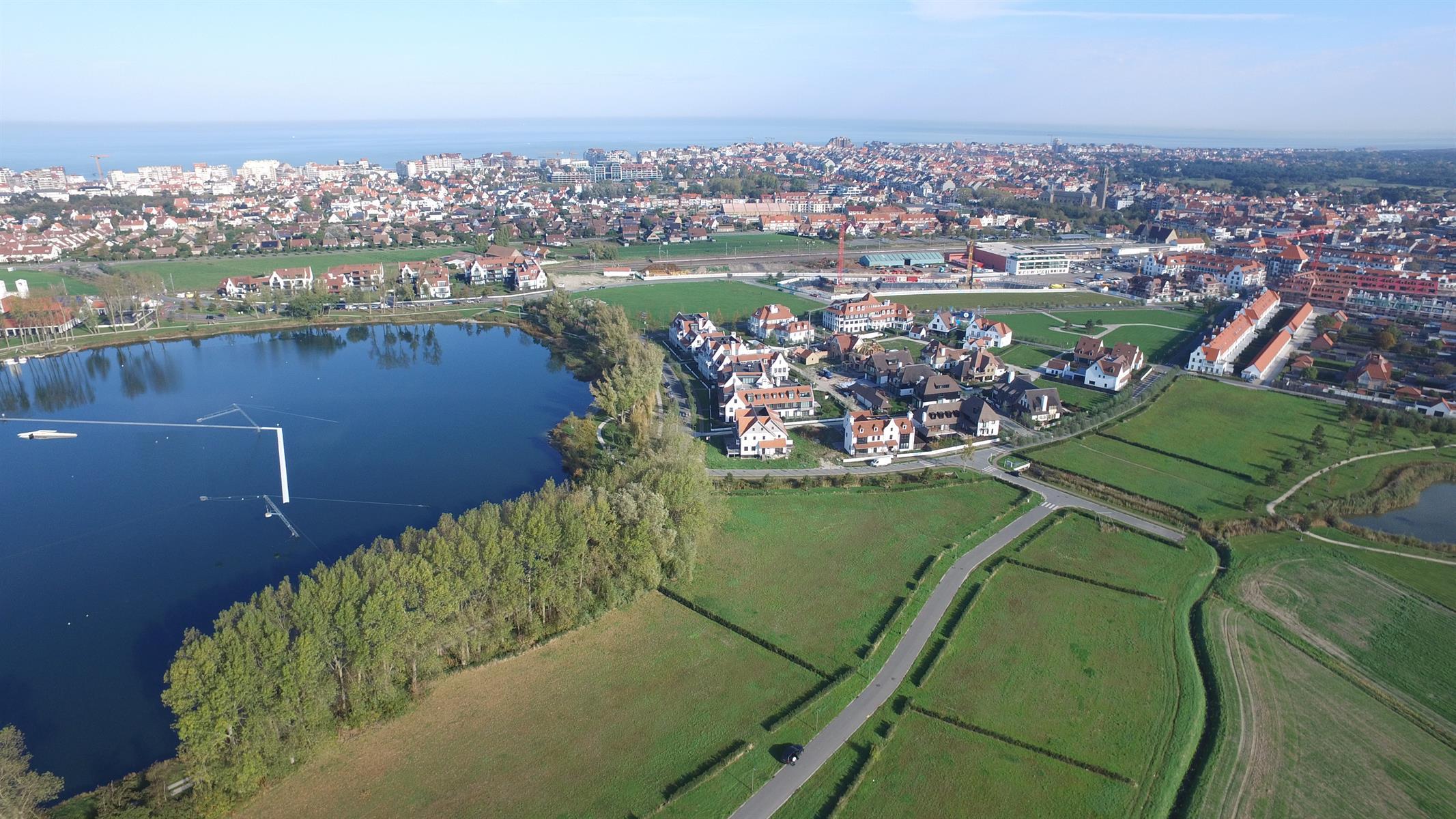 Duinenwater villa's, Knokke-Heist