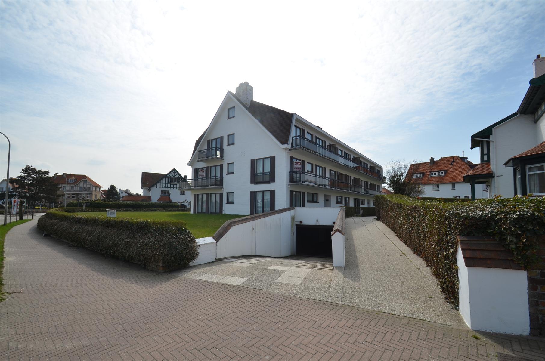 Binnenstaanplaats, Sparrendreef, 8300 Knokke-Heist