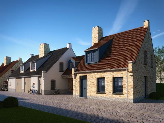 Villa Jumelée te koop Knokke-Heist Ramskapelle