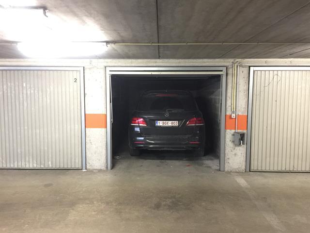 Gesloten garagebox, Kustlaan, 8300 Knokke-Heist