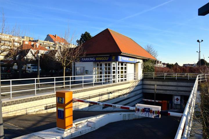 Gesloten garagebox, Knokke-heist