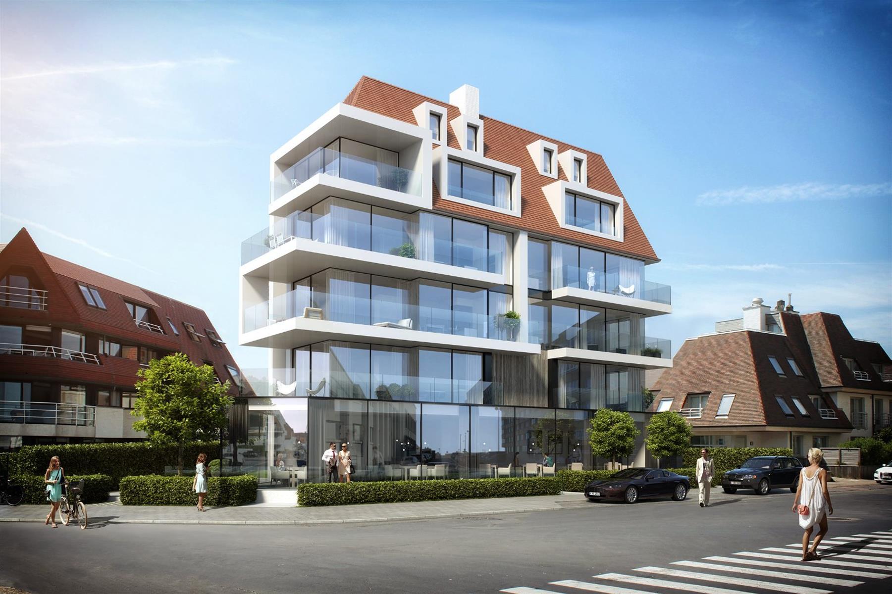 Villa II, Knokke-Heist