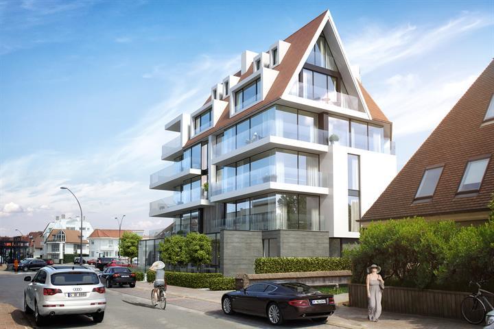 Uitzonderlijk appartement, Knokke-heist