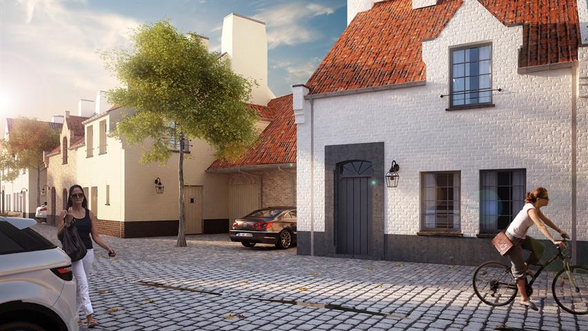 Huis, Knokke-heist ramskapelle