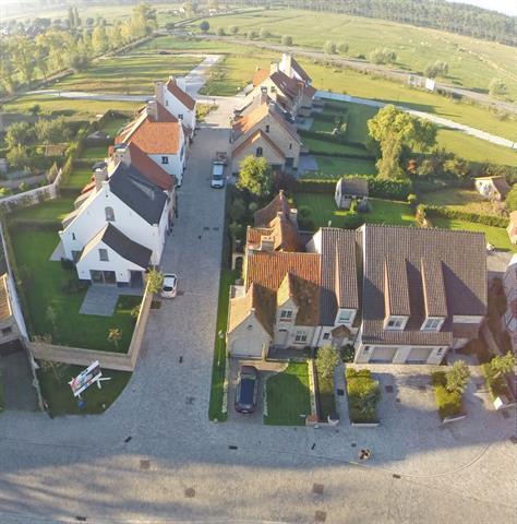 Huis, Vrijestraat, 8301 Knokke-Heist Ramskapelle