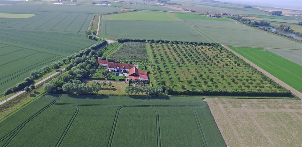 Buitengewoon huis, Dikkedijk, 8300 Knokke-Heist