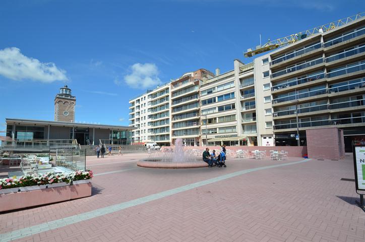 Binnenstaanplaats, Knokke