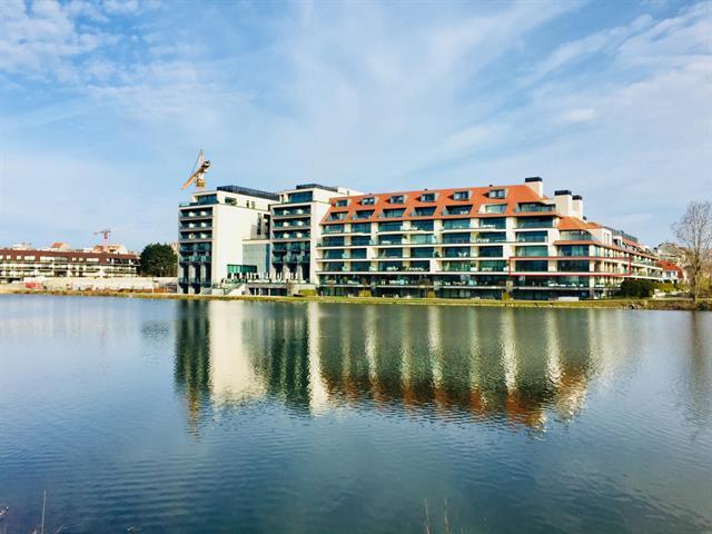 Uitzonderlijk appartement, Knokke